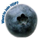 Want to join HDP?